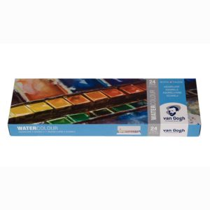 Pictured Van Gogh Watercolor Set